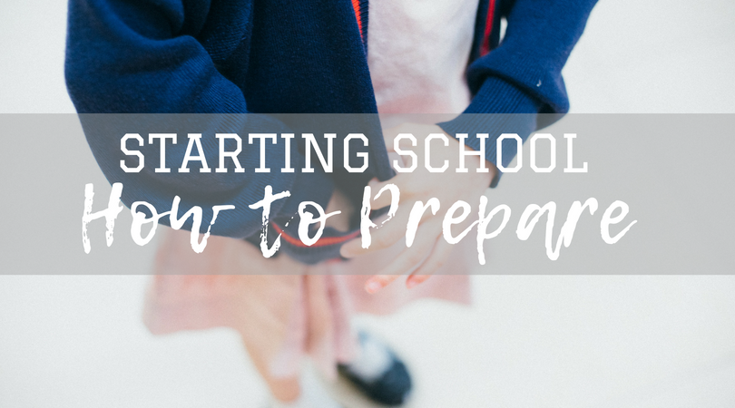 Prepare your child for entering education