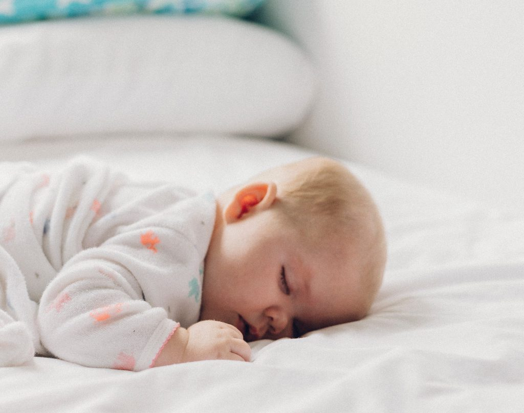 baby sleeping patterns BST