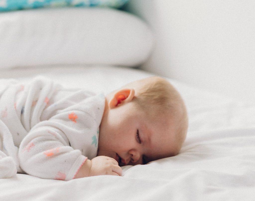 baby sleeping patterns BST